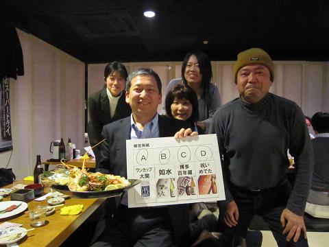 kikizake 勝者