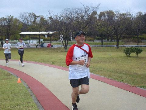 1101マラソン 緩やかな坂