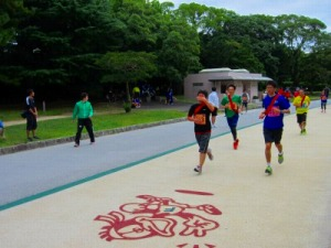 大濠公園リレーマラソン 002.JPG