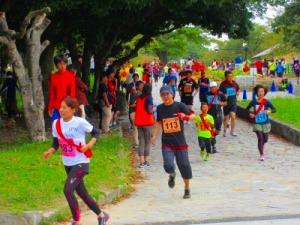 大濠公園リレーマラソン 003.JPG