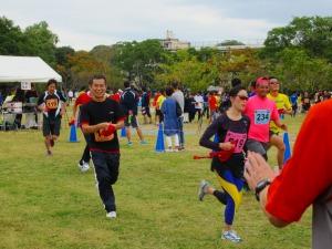 大濠公園リレーマラソン 010.JPG