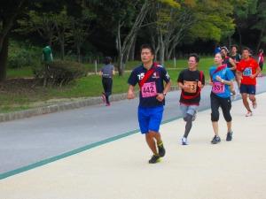 大濠公園リレーマラソン 011.JPG