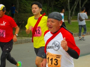 大濠公園リレーマラソン 012.JPG