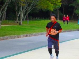 大濠公園リレーマラソン 014.JPG