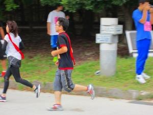 大濠公園リレーマラソン 013.JPG